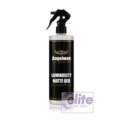 Angelwax Luminosity Matte QED Quick Detailing Spray 500ml