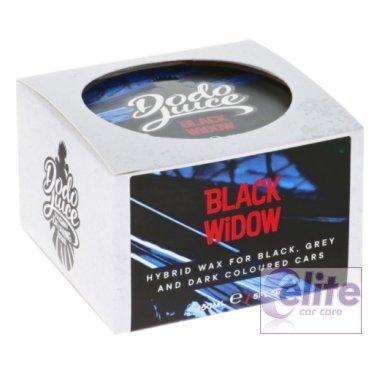 Dodo Juice Black Widow Hybrid Wax for Dark Colours 150ml