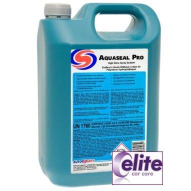 Autosmart Aquaseal Pro High Gloss Spray Coating 5 Litre