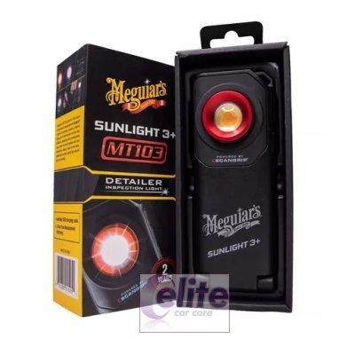 Meguiars Sunlight 3+ Detailer Inspection Light MT103