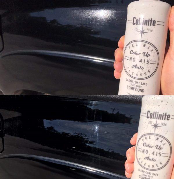 Collinite No. 415 Color Up Prewax Auto Cleaner