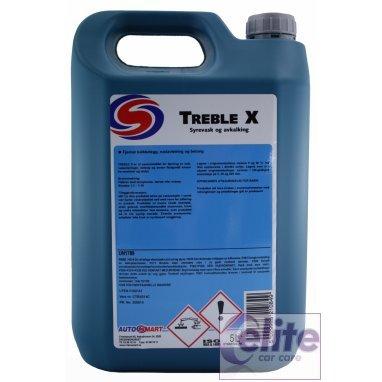 Autosmart Treble X Acid Cleaner & Descaler 5 litre