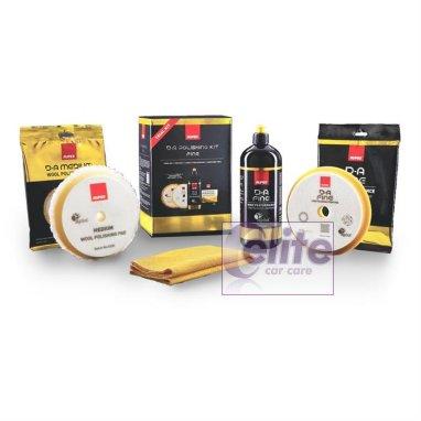 Rupes DA Trial Polishing Kit 150mm - Fine