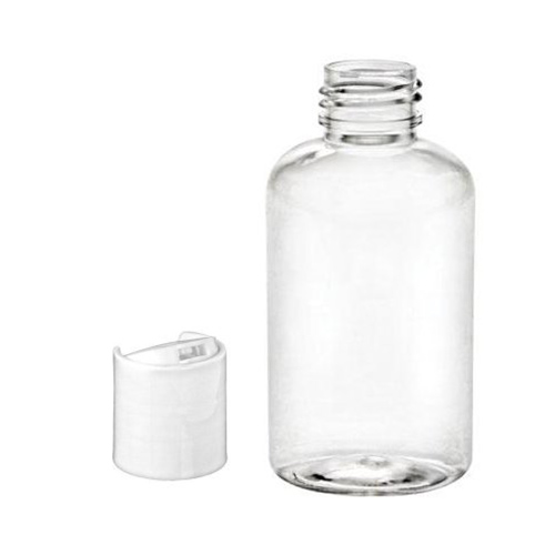 100ml Storage Bottles with flip disc lids - Pack of 5