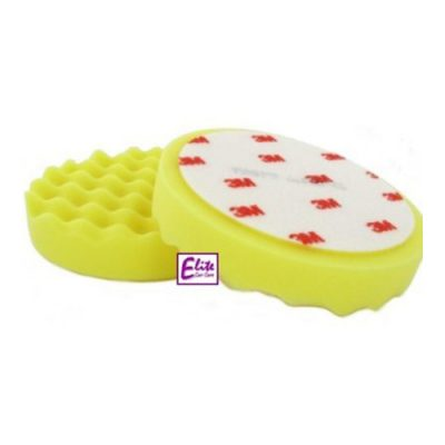 3M Perfect-it III High Gloss Polishing Pad Yellow 150mm