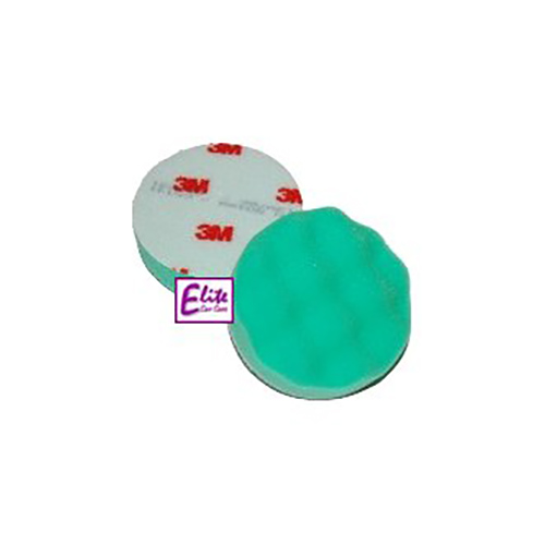 3M Perfect-it III Compounding Spot Pad Green 75mm