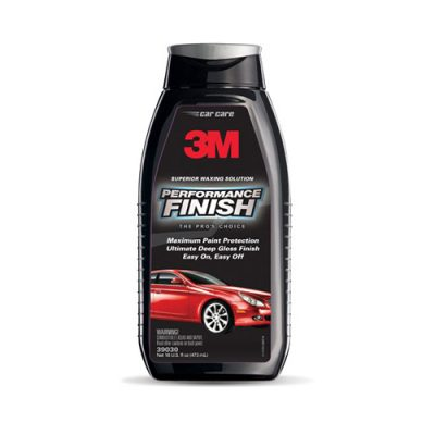 3M Performance Finish Liquid Wax 473ml