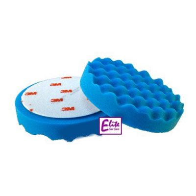 3M Perfect-it III High Gloss Polishing Pad Blue 150mm