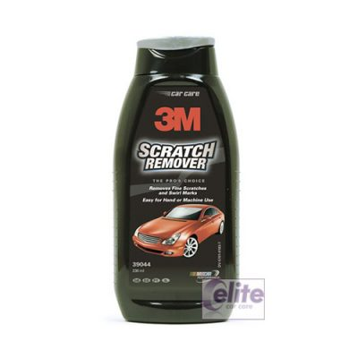 3M Scratch & Swirl Remover - 473ml use by hand or machine