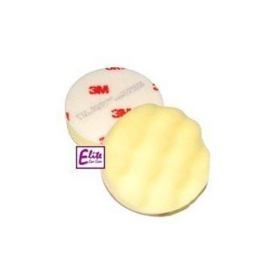3M Perfect-it III High Gloss Polishing Spot Pad Yellow 75mm