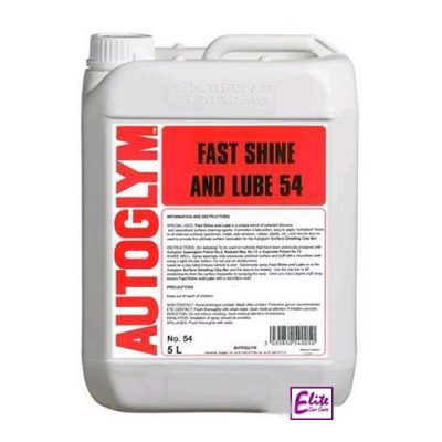 Autoglym No.54 Fast Shine and Lube