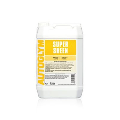 Autoglym Super Sheen Dressing 5 Litre