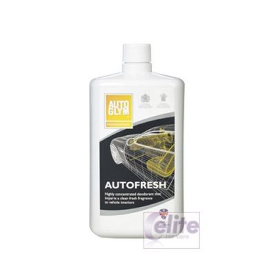 Autoglym Autofresh Concentrate 1 Litre - Makes 25 Litres