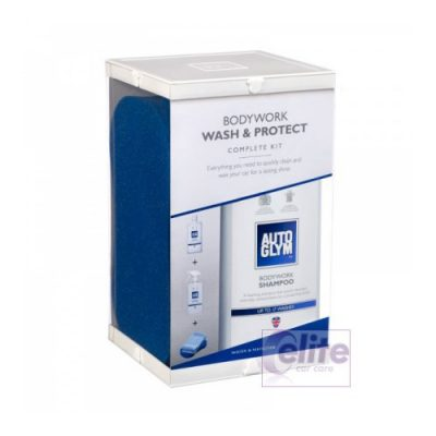 Autoglym Bodywork Wash & Protect Kit