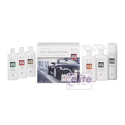 Autoglym The Collection - Perfect Bodywork & Wheels Kit