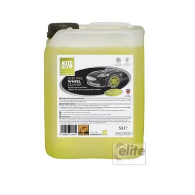 Autoglym No. 24 Acid Free Wheel Cleaner 5 Litre