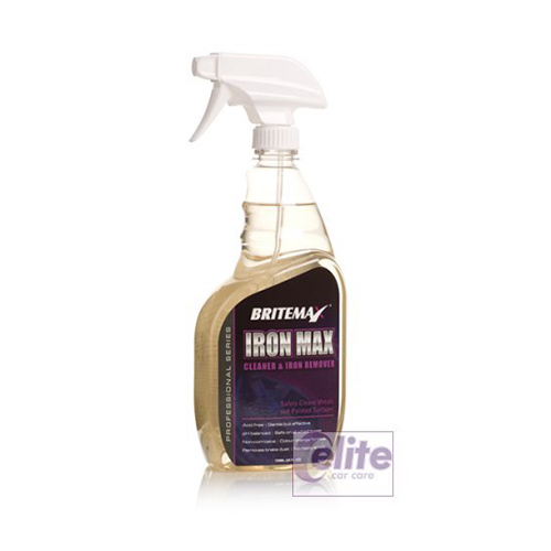 Britemax Iron Max - Cleaner and Iron Fallout Remover 709ml