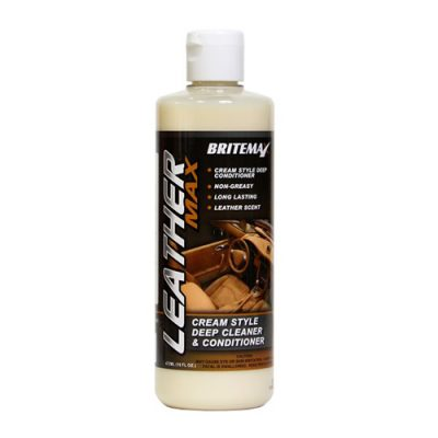 Britemax Leather Max - Cleaner & Conditioner 473ml