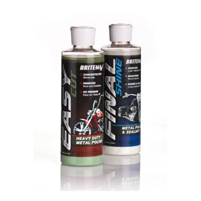 Britemax Metal Twins Kit - Medium 236ml - 8oz
