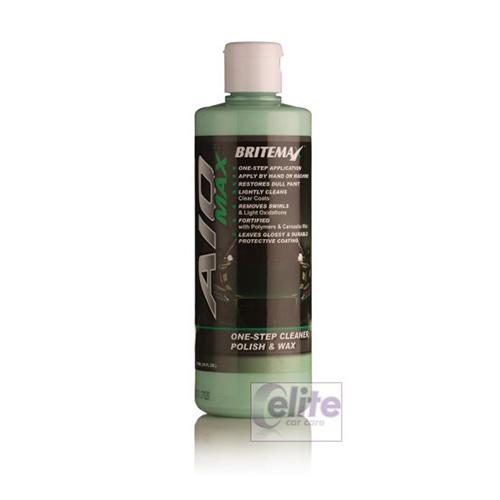 Britemax AIO Max - One Step cleaner, polish & Wax 473ml