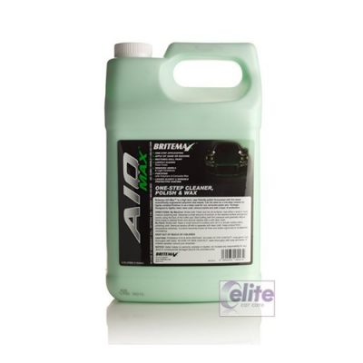 Britemax AIO Max - One Step cleaner, polish & Wax - US Gallon