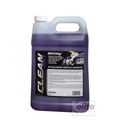 Britemax Clean Max - pH Balanced Car Shampoo US Gallon