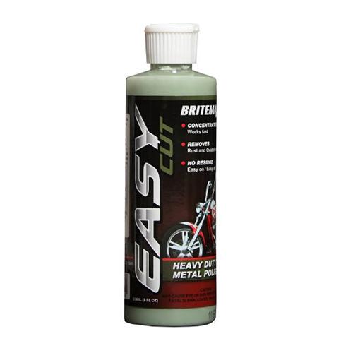 Britemax EASY CUT - Metal Cleaner & Polish 236ml - 8oz