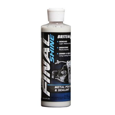 Britemax FINAL SHINE - Metal Polish & Sealant 236ml - 8oz