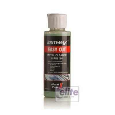 Britemax EASY CUT - Metal Cleaner & Polish 118ml - 4oz