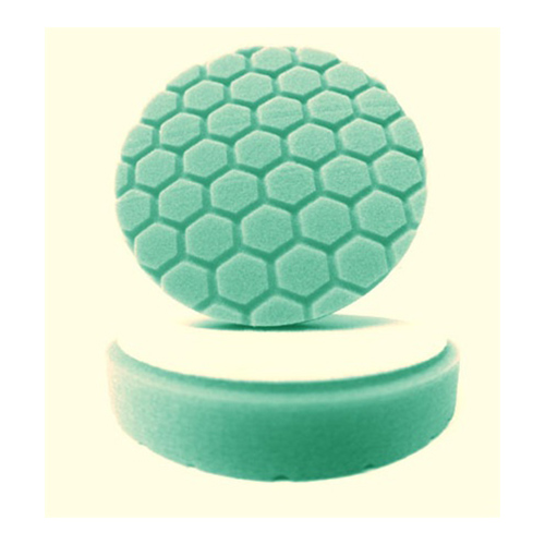 Chemical Guys - HEX-LOGIC Green Heavy Polishing Pad 5.5in