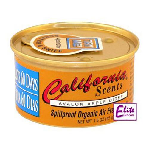 California Scents Spillproof Air Freshener - Avalon Apple Cider