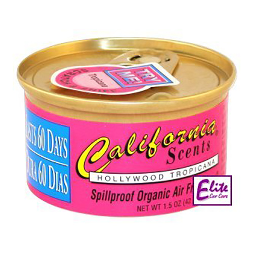 California Scents Spillproof Air Freshener - Hollywood Tropicana