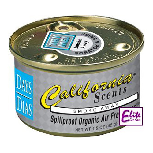 California Scents Spillproof Air Freshener - Smoke Away