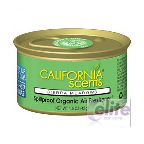 California Scents Spillproof Air Freshener - Sierra Meadows