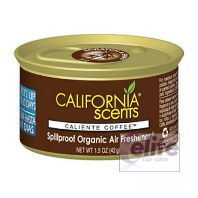 California Scents Spillproof Air Freshener - Caliente Coffee