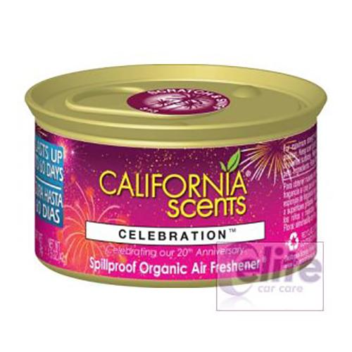 California Scents Spillproof Air Freshener - Celebration