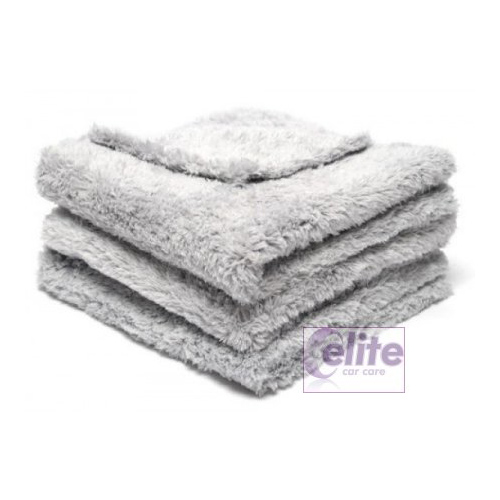CarPro BOA 500GSM GREY Edgeless Microfibre Towel 16x24