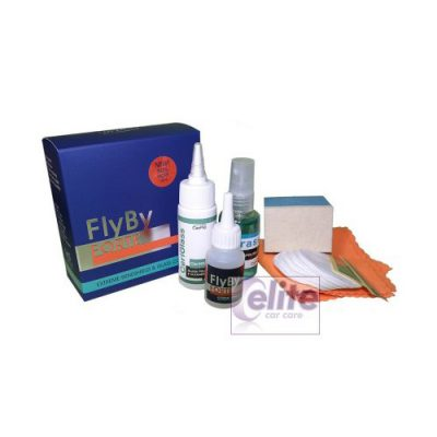 CarPro FlyBy Forte Extreme Windscreen & Glass Coating 15ml KIT