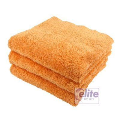 CarPro BOA Plush Edgeless Microfibre Towel 16x24 - Pack of 3