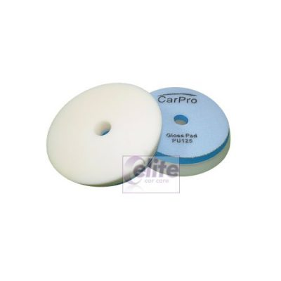 CarPro Gloss Pad Ultra Soft Finishing Pad 125mm