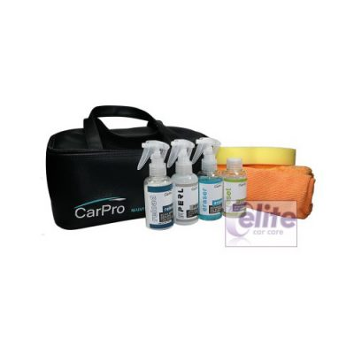 CarPro Aftercare Maintenance Kit Bag