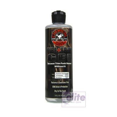 Chemical Guys - New Look Tyre & Trim Gel 16oz