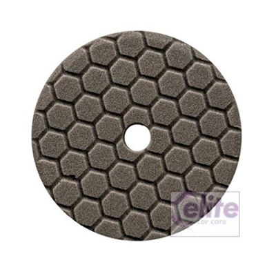 Chemical Guys HEX-LOGIC QUANTUM Black Finishing Pad 5.5in