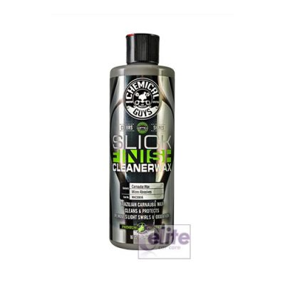 Chemical Guys - Slick Finish Cleaner Wax 16oz