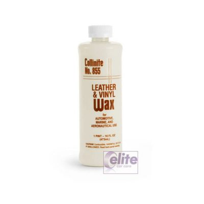 Collinite No.855 Leather & Vinyl Wax - 16oz