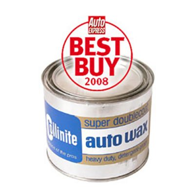 Collinite Super Double Coat Auto Wax No. 476s - 18oz