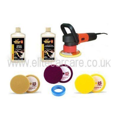 Kestrel DAS-6 PRO - Meguiars Polishing Kit (soft-medium paint)