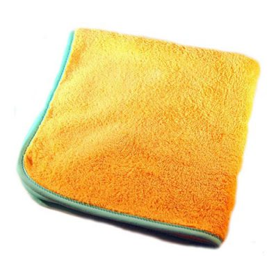Dodo Juice - Orange Plush Microfibre Drying Towel