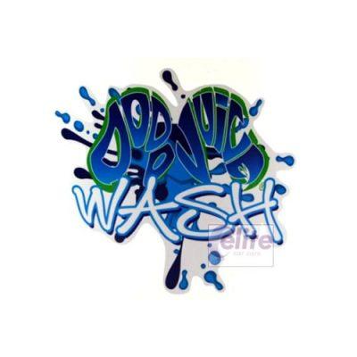 "Dodo Juice - ""Wash"" Bucket Sticker"