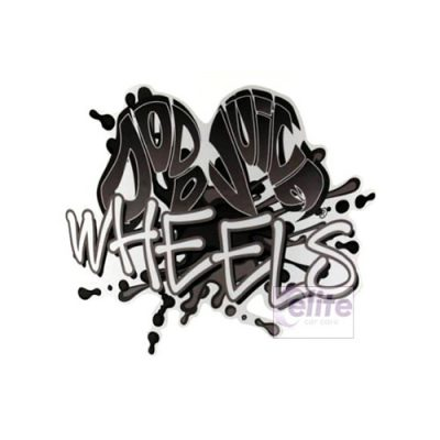 "Dodo Juice - ""Wheels"" Bucket Sticker"